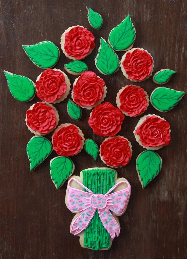 Ramo Rosas San Valentín
