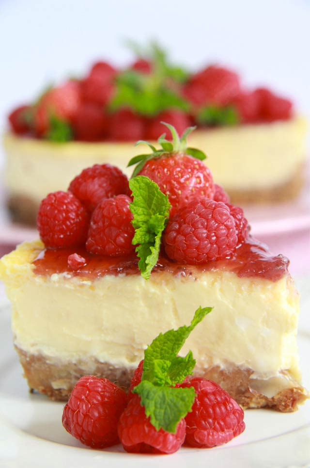 New York Cheesecake receta