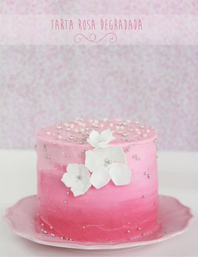 tarta rosita degradada