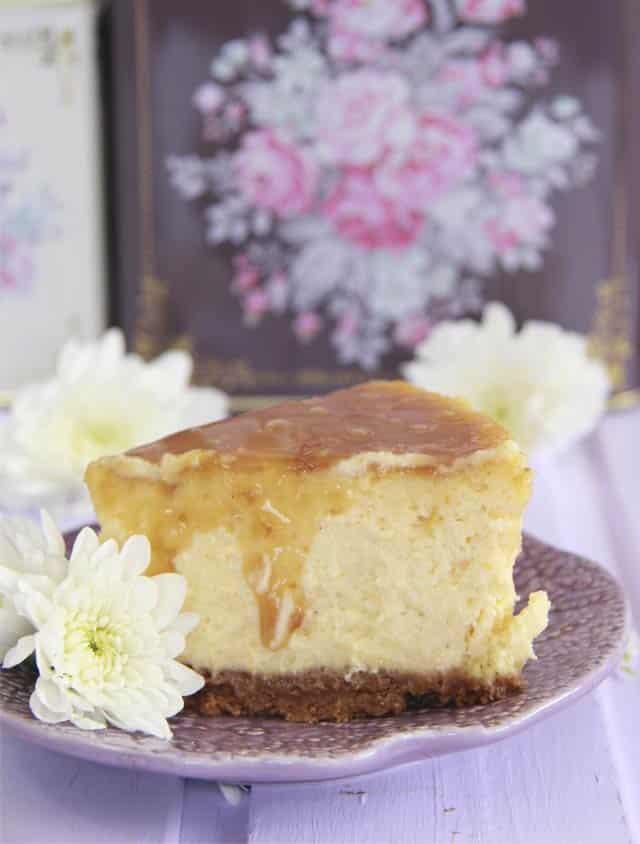 Cheesecake de calabaza mejor receta