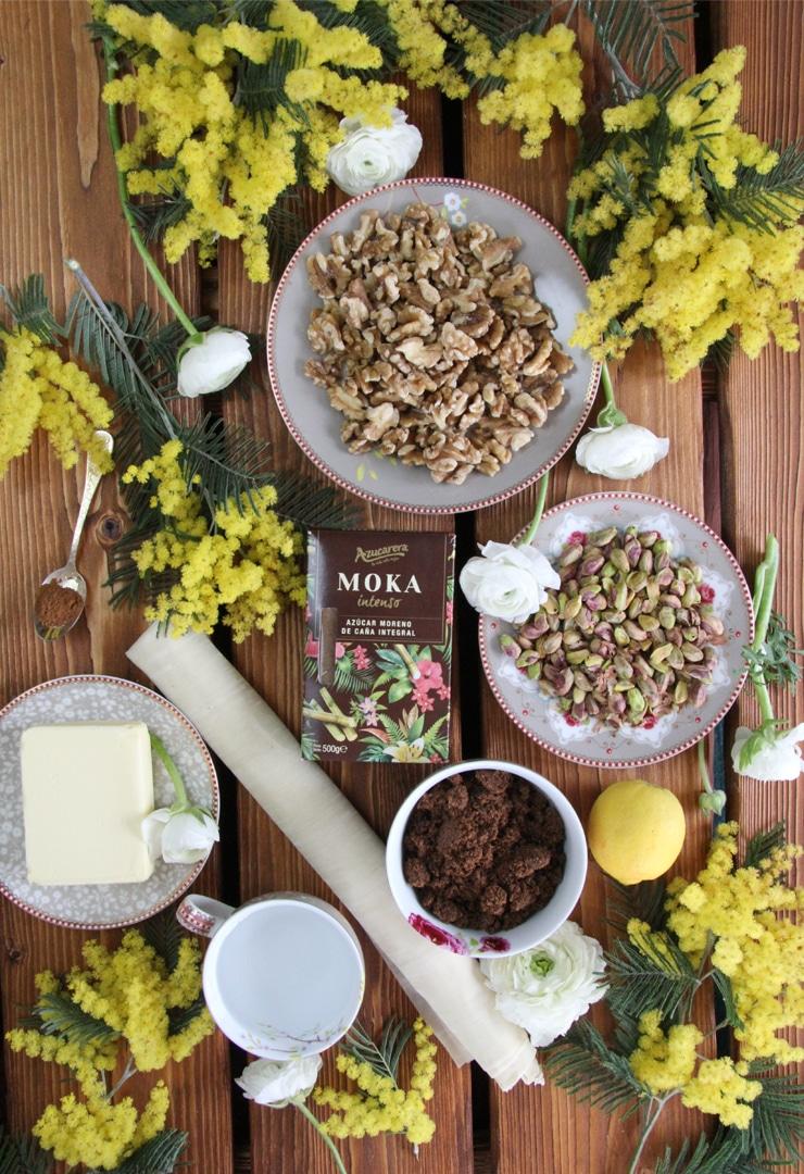 Ingredientes Receta de baklava