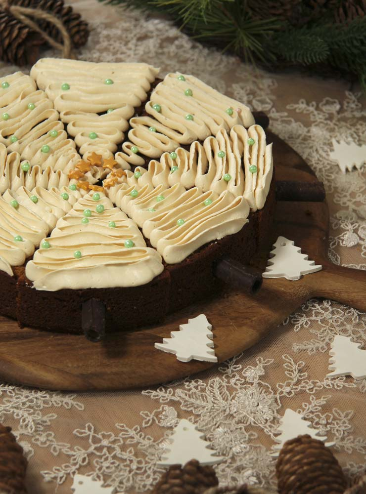 Tarta de caramelo
