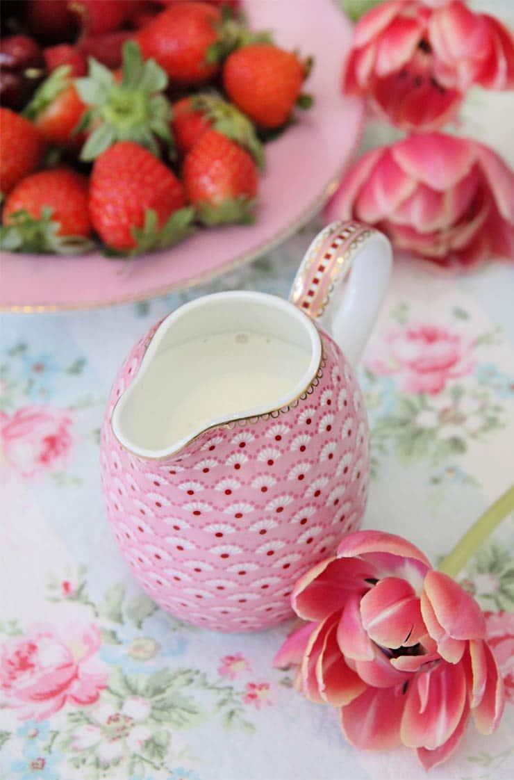Cómo hacer nata montada